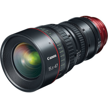 Rent Canon 15.5-47mm Cine Zoom with PL Mount