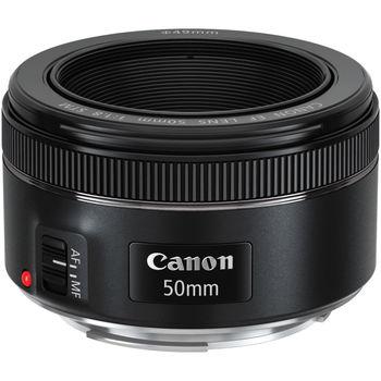 Rent Canon 50mm STM f/1.8 EF Lens