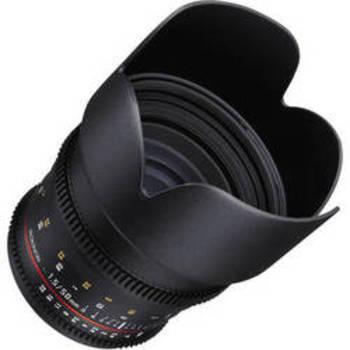 Rent Rokinon 50mm T1.5 Cinema Lens (EF Mount)