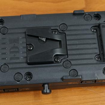 Rent IDX System Technology Multi D-Tap V-Mount Adapter Plate