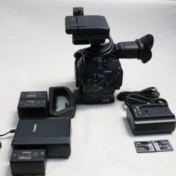 Rent Canon Cinema EOS C300