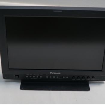 "Rent 17"" Multi Format LCD Monitor - Panasonic BT-LH1710P"