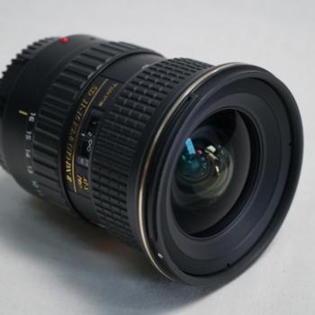 Rent Tokina AT-X 116 PRO DX-II 11-16mm f/2.8 Lens
