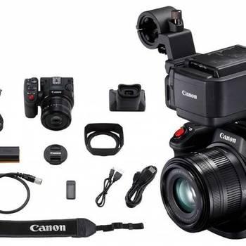 Rent Canon XC15