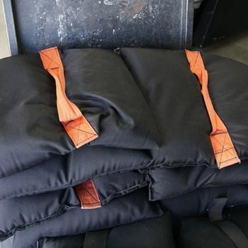 Rent Sandbag (25 Lbs, 15 Lbs, 10 Lbs, 5 Lbs)