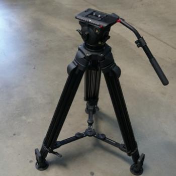 Rent Cartoni Focus 12 Fluid Head with ENG Tripod