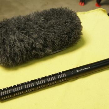 Rent Sennheiser ME66 Professional Shotgun Microphone