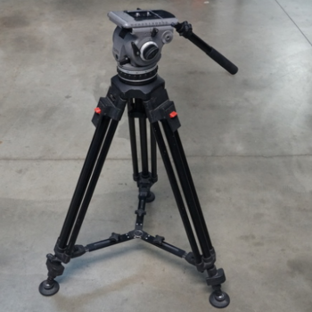 Rent Cartoni G102 Gamma with A302 Tripod Legs & Mid-Spreader