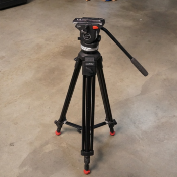 Rent Sachtler Ace M Fluid Head with 2-Stage Aluminum Tripod