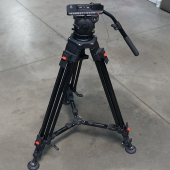 Rent Cartoni Focus 12 Fluid Head with A627 Tripod Legs