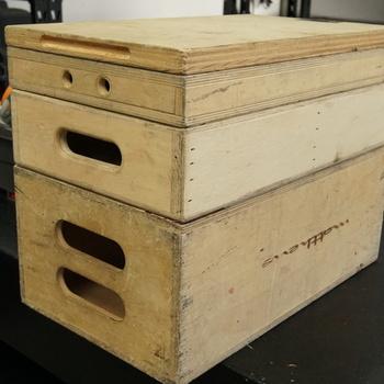 Rent Apple Box family (Full, Half, Quarter, Pancake)