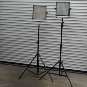 Rent Litepanels 1x1' LED 5600K Flood Production Floodlight Set