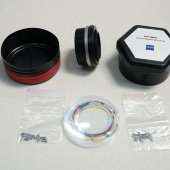 Rent Zeiss Interchangeable Mount Sets (1 of 3)
