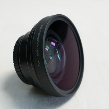 Rent Sony VCL-HG0758, 0.7x High Grade Wide Angle Conversion Lens