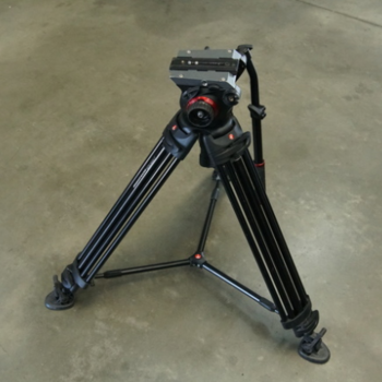 Rent Manfrotto 504HD Head w/546B Pro Video Tripod