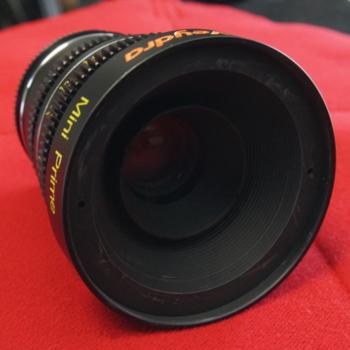 Rent Veydra 35mm T2.2 Mini Prime Lens (Sony E-Mount, Feet)