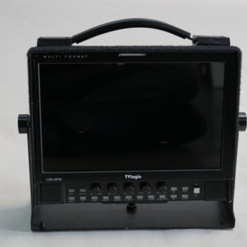 "Rent TVLogic LVM-091W-M 9"" Widescreen Multi-Format Broadcast LCD"