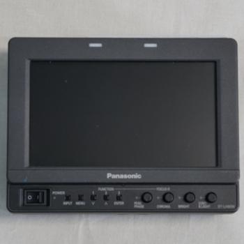 Rent Panasonic BT-LH80W 16:9 HD/SD LCD monitor