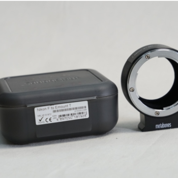 Rent Metabones Nikon F Lens to Sony E-Mount Camera T Adapter II
