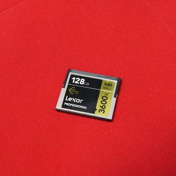 Rent Lexar 128GB Professional 3600x CFast 2.0 Memory Card
