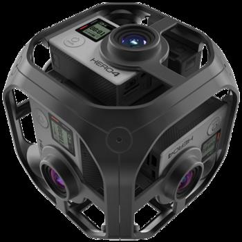 Rent GoPro Omni rig for 360 filming