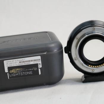 Rent Metabones T Speed Booster Ultra 0.71x Adapter