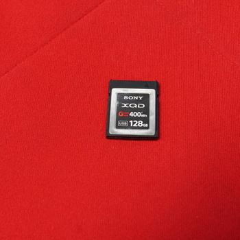 Rent Sony 128GB XQD G Series 400MB/s Memory Card