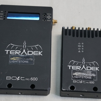 Rent Teradek Bolt Pro 600 SDI Wireless Video Transceiver Set