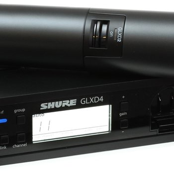 Rent Shure Beta 58 Wireless Mic & Receiver