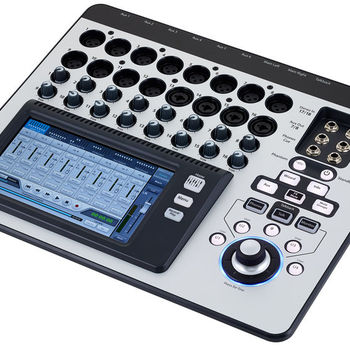 Rent QSC TouchMix 16 Channel Digital Audio Console