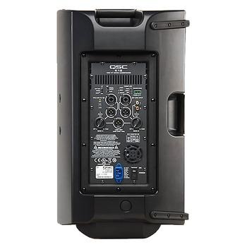 """Rent QSC K12 Powered 12"""" Speaker"""