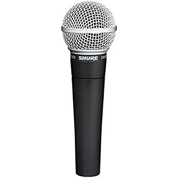 Rent Shure SM 58 Microphone