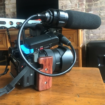 Rent Sony A7S II Documentary Production Interview Kit