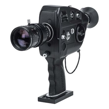 Rent Super 8 Camera: Classic Pro with Max 8 and Crystal Sync