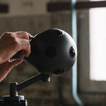 Rent NOKIA OZO 360°VR Camera System (+OPTIONS)