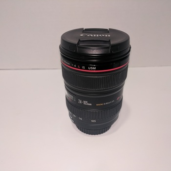 Rent Canon 24-100mm lens