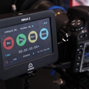 "Rent Atomos Ninja 2 Blade 5"" Monitor & Recorder"