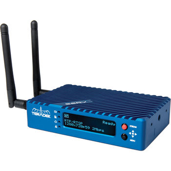 Rent Teradek Serv Pro - iOS wireless video to 10 devices on set with only 2 frame latency