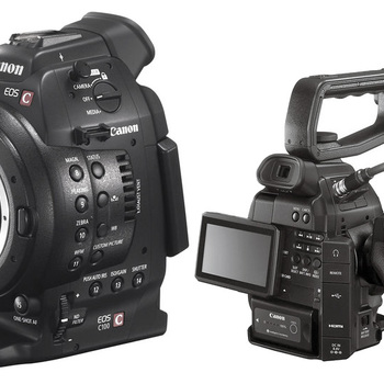Rent Canon C100 with DPAF