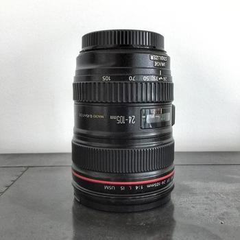 Rent Canon EF 24-105mm f/4L IS USM Zoom Lens