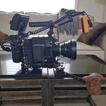 Rent Panasonic Varicam LT ENG/Cinema Package