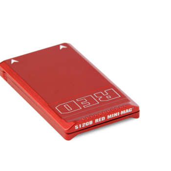 Rent RED MINI-MAG 512GB