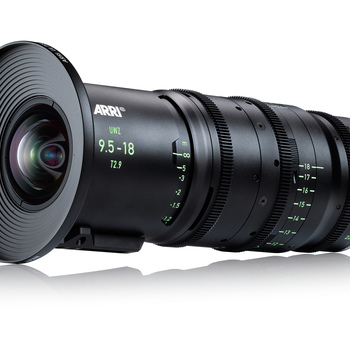Rent Arri Ultra Wide Zoom Lens UWZ 9.5-18 T2.9 (PL)