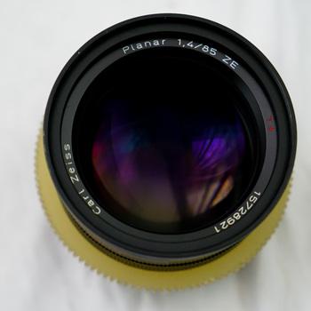 Rent Zeiss ZE Lens Kit (25, 35, 50, 85, 180)