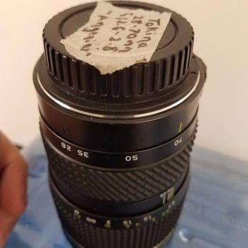 Rent Tokina AT-X Pro 28-70mm f/2.6-2.8 AF Lens Canon EF
