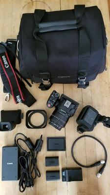 Canon xc15 all accessories