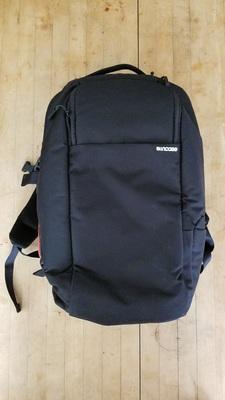 Incase equipment bag  backpack  one cam
