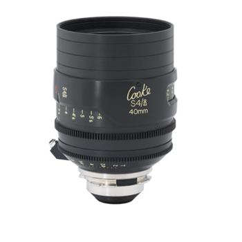 Rent Cooke S4/i prime 40mm T2.1