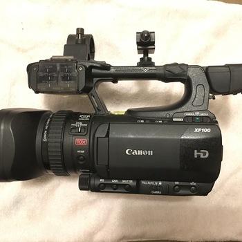 Rent Canon XF100