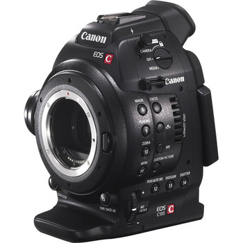 Rent Canon EOS C100 Cinema EOS Camera with Dual Pixel CMOS AF (Body Only)